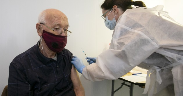 Mid-April vaccine target for over 70s won't be met as GP rollout struggles with delivery delays