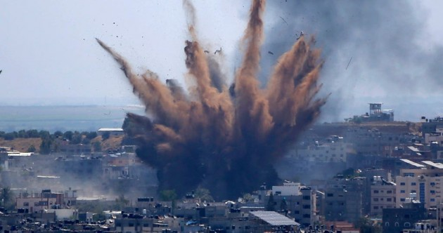 Israeli military says troops have entered Gaza Strip