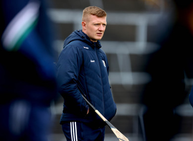 Galway's Joe Canning pictured ahead of his side's win against Limerick at Pearse Stadium last weekend.