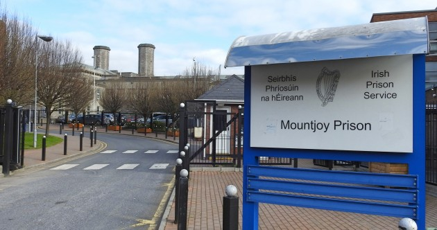 Gardaí advised to stay away from Mountjoy Prison due to active Covid-19 outbreak