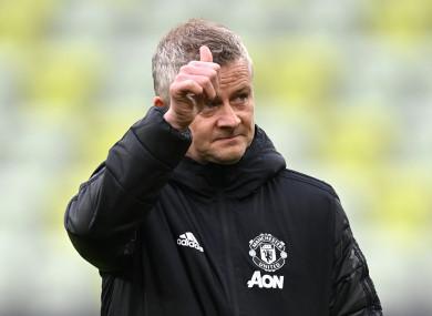Man United boss