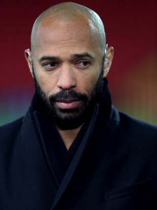 Thierry Henry [file photo].