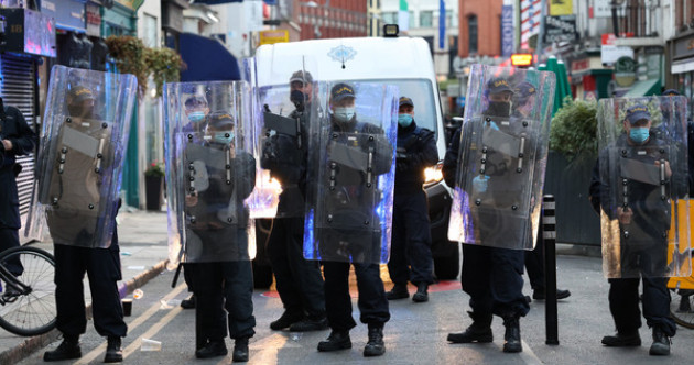 19 people arrested for public order offences in Dublin city centre during significant garda operation last night