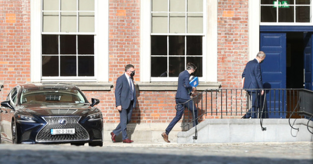 As it happened: Taoiseach confirms delay to reopening of indoor hospitality