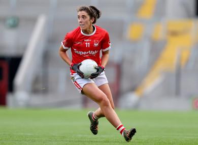 Cork's Ciara O'Sullivan.