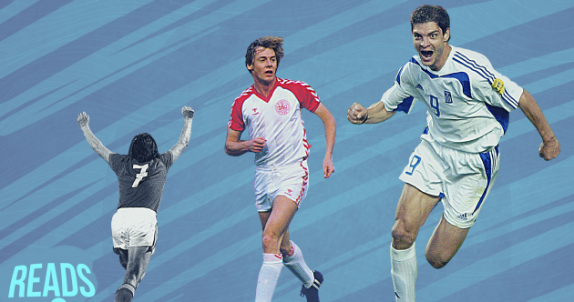 The Unlikely Lads: the stories behind football's biggest ever shocks