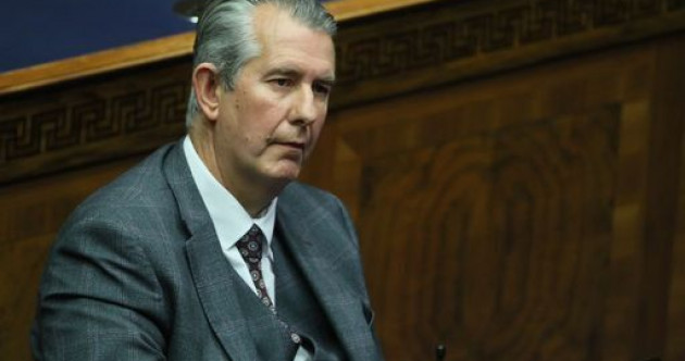 Mere weeks after taking over as leader, Edwin Poots may face DUP confidence vote