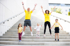 Ready to get moving? Walk, run or jog 42km this month for the Irish Cancer Society