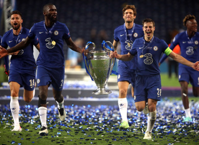 Livescore will show every Champions League game for free in the Republic of Ireland for the next three seasons.