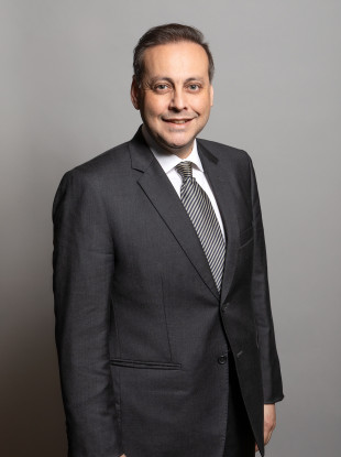 Imran Ahmad Khan is the Conservative MP for Wakefield.