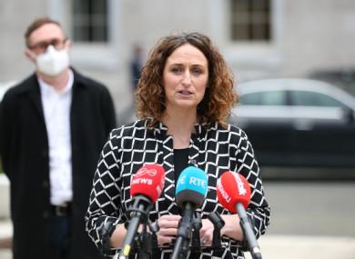 Sinn Féin Senator Lynn Boylan