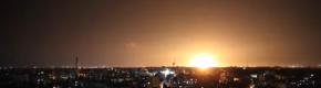 Israel strikes in Gaza in first attack since May fighting