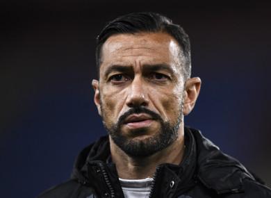 Fabio Quagliarella (file pic).