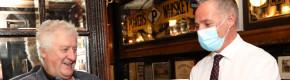 'We're back': Indoor dining in pubs and restaurants reopens across Ireland