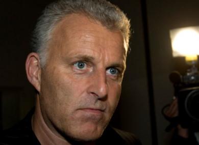 Peter R de Vries (file photo)