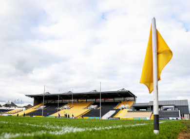 Nowlan Park hosted tonight's meeting of Kilkenny and Laois.