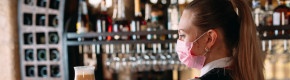 Planning to eat or drink indoors at a restaurant or bar today? Here's what you need to know