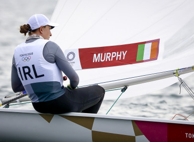 Ireland's Annalise Murphy.