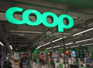 Coop supermarket stores in Sweden have been hit by the attack.