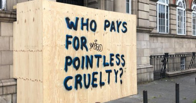 'The sooner it's boarded up the better': Official wanted door to be blocked to stop homeless person 'moving in'