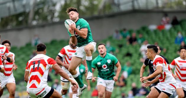 As it happened: Ireland v Japan, Vodafone Summer Series