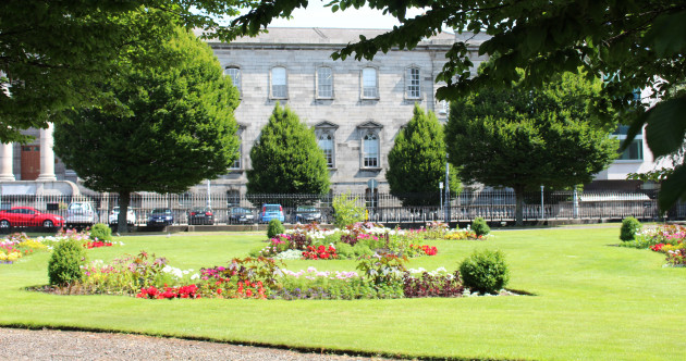 Residents question why public barred from Dublin city park maintained by Council and owned by religious order