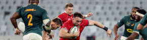 As it happened: South Africa v British and Irish Lions, second Test
