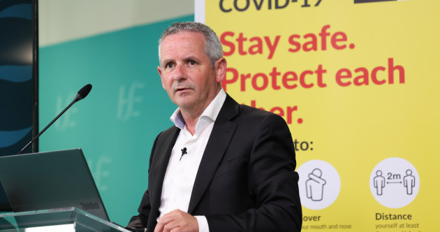 There will be 'approximately' 1,000 cases of Covid-19 reported today, Reid says