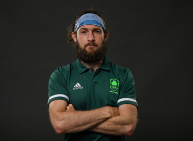 The greatest men's lightweight rower in the world, Paul O'Donovan.
