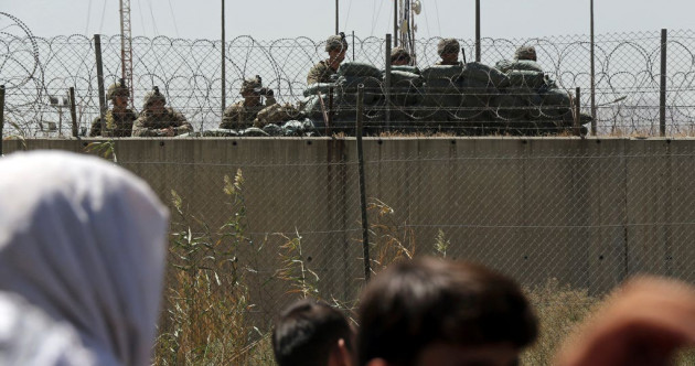 Pentagon believes only one blast took place at Kabul airport yesterday