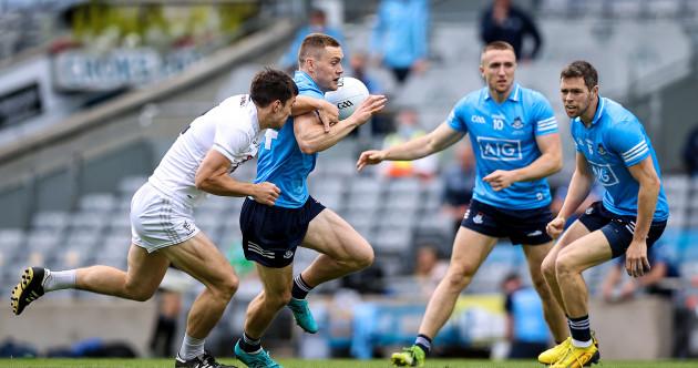 As it happened: Dublin v Kildare, Leinster senior football final