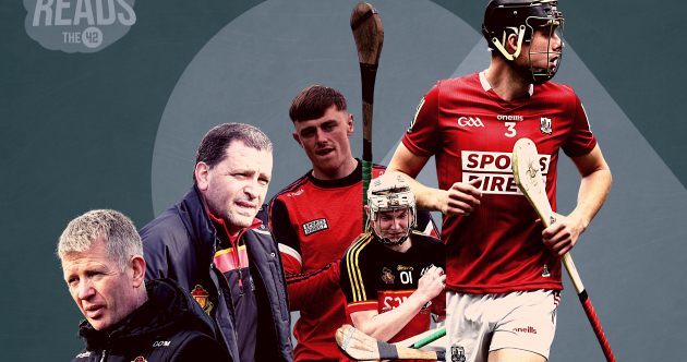 16 players and two coaches - the rugby school key to Cork's All-Ireland hurling treble bid