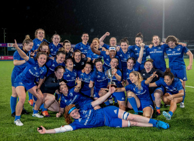 Leinster are the reigning champions from 2019.