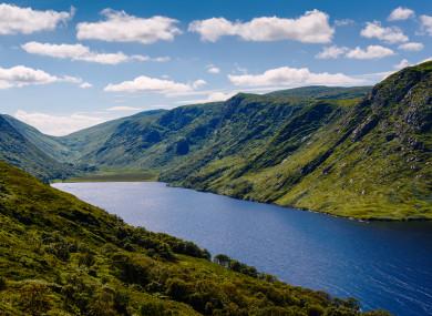 Glenveagh Lake, Co Donegal