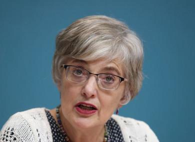Former minister Katherine Zappone (file photo)