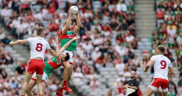 As it happened: Mayo v Tyrone, All-Ireland football final