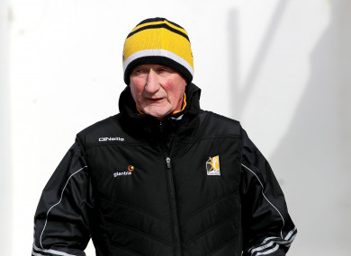 Cody has won 11 All-Irelands and 17 Leinster titles with Kilkenny (so far).