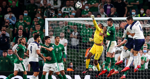 As it happened: Republic of Ireland v Serbia, World Cup 2022 Qualification