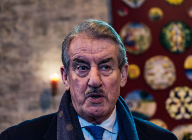 John Challis played Terrance Aubrey Boyce in Only Fools And Horses from 1981 to 2003
