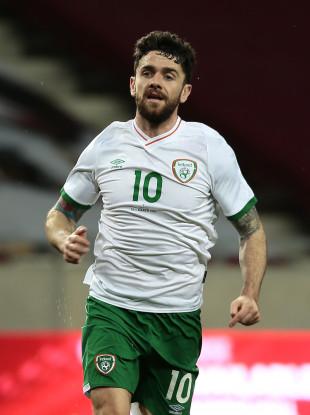 Brady won his 57th Ireland senior cap in the friendly against Qatar in March.