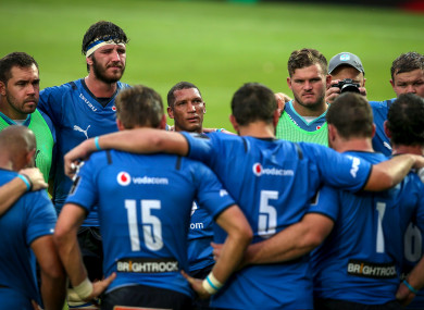 The Bulls take on Leinster this Saturday.