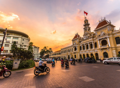 File photo - Ho Chi Minh City, Vietnam