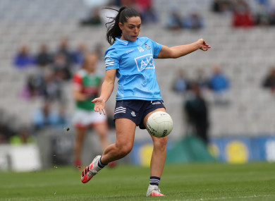 Sinéad Goldrick is named to start after her recent return from a serious hamstring injury.