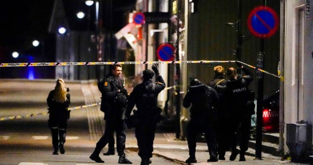 Norwegian intelligence says bow and arrow attack that killed five 'appears to be act of terror'