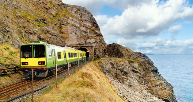 How Irish Rail is fighting an 'alarming increase in erosion' near vulnerable railway lines