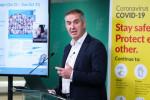 Damien McCallion, HSE National Lead, Vaccination Programme